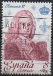 Stamps Spain -  Reyes d´España Casa Borbon.