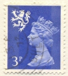 Stamps Europe - United Kingdom -  queen Elizabeth II