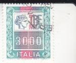 Sellos de Europa - Italia -  TREMILA