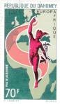 Stamps : Africa : Benin :  Europa- Africa