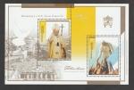 Sellos de America - Argentina -  Homenaje a Juan Pablo  II