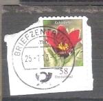 Stamps Germany -  pulsatilla Y2971 adh