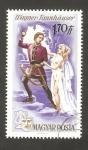 Stamps Hungary -  1923 - Opera Tannhauser de Wagner