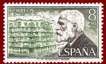 Stamps Europe - Spain -  Edifil 2241 Antonio Gaudí 8 NUEVO