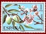 Stamps Europe - Spain -  Edifil 2254 Almendro 1 NUEVO