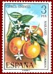 Sellos de Europa - España -  Edifil 2256 Naranjo 3 NUEVO