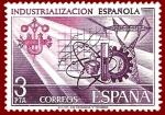 Stamps Europe - Spain -  Edifil 2292 Industrialización española 3 NUEVO
