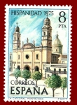 Stamps Europe - Spain -  Edifil 2296 Hispanidad 1975 8 NUEVO