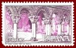 Stamps Europe - Spain -  Edifil 2298 Monasterio San Juan de la Peña 8 NUEVO
