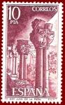 Stamps Europe - Spain -  Edifil 2299 Monasterio San Juan de la Peña 10 NUEVO