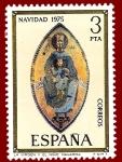 Stamps Europe - Spain -  Edifil 2300 Navidad 1975 3 NUEVO