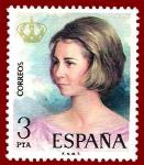 Stamps Europe - Spain -  Edifil 2303 Reina Sofía 3 NUEVO