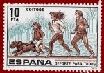 Sellos de Europa - España -  Edifil 2518 Deporte para todos 10 NUEVO