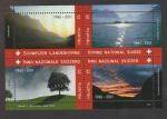 Stamps Switzerland -  Himno Nacional Suizo