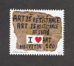 Stamps Switzerland -  La 54 bienal de Venecia