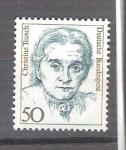 Sellos de Europa - Alemania -  Y1136