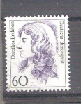 Stamps : Europe : Germany :  RESERVADO Y1164