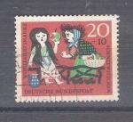 Sellos de Europa - Alemania -  RESERVADO Cuentos Blancanieves Y259