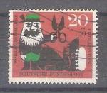 Sellos de Europa - Alemania -  Cuentos Caperucita Roja Y215