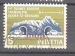 Sellos de Europa - Suiza -  RESERVADO de San Bernardo Y726