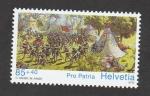 Sellos de Europa - Suiza -  Pro Patria 2010: Batalla de Murten