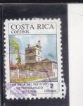 Sellos del Mundo : America : Costa_Rica :  100 AÑOS DEL INSTITUTO METEOROLOGICO NACIONAL