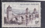 Stamps France -  LE PONT VALENTRÉ
