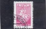 Sellos del Mundo : Europa : Bielorrusia : CABALLERO MEDIEVAL