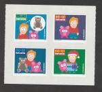 Stamps Switzerland -  Pro Juventute 2010