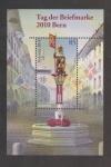 Stamps : Europe : Switzerland :  Dia del sello 2010 en Berna