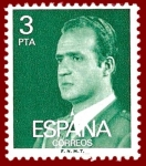 Stamps Europe - Spain -  Edifil 2346 Serie básica 1 Juan Carlos I 3 NUEVO