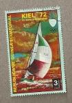 Stamps Equatorial Guinea -  Kiel 72