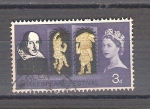Stamps : Europe : United_Kingdom :  RESERVADO Festival Shakespeare