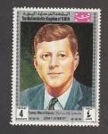 de Asia - Yemen -  John Kennedy