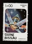 de Africa - Guinea Bissau -  Cosmonaútica