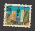 de Africa - Zimbabwe -  Comercio