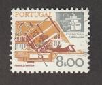 de Europa - Portugal -  Carpintería mecánica