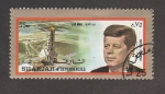 de Asia - Emiratos Árabes Unidos -  Personajes importantes: J. Kennedy