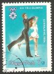 de Europa - Hungría -  2890 - XIV olimpiadas de invierno, Sarajevo 1984