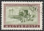 de Europa - Hungría -  1153 - 10 Anivº de la Liberación