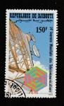 Stamps Djibouti -  14 Jornadas Mundiales de las Telecomunicaciomes