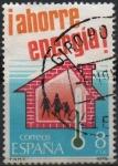Stamps Spain -  Ahorro d´Energía