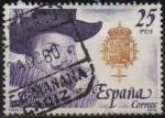 Stamps Spain -  Reyes d´España, Casa d´Austria