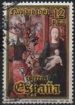 Stamps Spain -  Navidad,Adoracion d´l´Reyes
