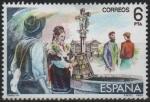 Sellos de Europa - España -  Maestros d´l´Zarzuela