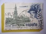 Stamps Spain -  Ed:ES 2635 - Exposición Iberoamericana 1929. Sevilla