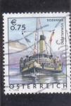 Stamps Austria -  BARCO EN LAGO DE CONSTANZA