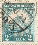 Stamps Hungary -  MAGYARORSZAG