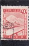 Stamps Austria -  PANORÁMICA