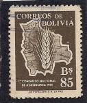 Sellos de America - Bolivia -  I Congreso Nacional de Agronomia